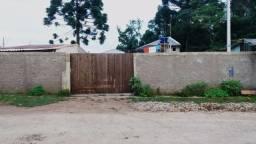 Vendo Terreno com casa em Piraquara