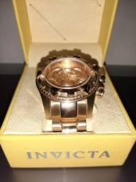 Relógio Invicta Reserve Excursion Dourado 6471
