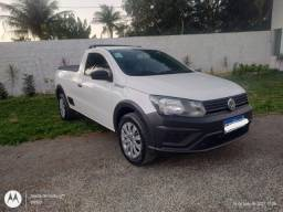 Título do anúncio: VW Saveiro Robust 1.6 2019