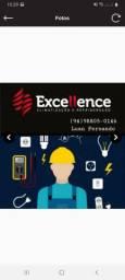 Excellence Climatização Refrigeração e Serviços Eletricos em geral