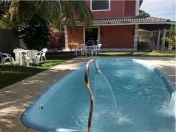 Casa 4/4 em Cond. Beira-Mar, 525m2, 4/4, Piscina, Financia !!!!