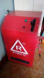 Maquina de fazer Chinelo RIMAQ Automática
