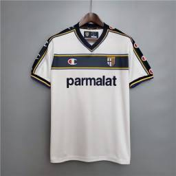 Camisa Retrô Parma 2002-03 Away