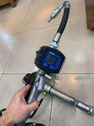 Título do anúncio: Pistola com Medidor Digital Bozza B900 c/ Propulsora Pneumática