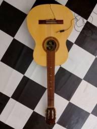 Raro violão Giannini seresta do ano de 1992