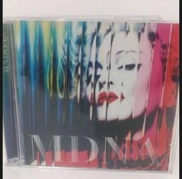 CD MDNA Madonna Deluxe Duplo