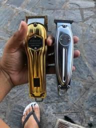 Máquina da Kemei para barbeiro