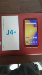 Vendo Celular todo bom j4+