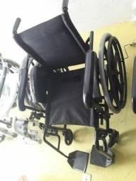 Cadeiras de rodas em alumínio