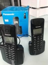 Telefone sem fio Panasonic - 6.0 Digital / Bivolt