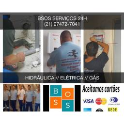 Consertos e Venda de Bombas água, Pressurizador, Aquecedor e Boiler 24hs