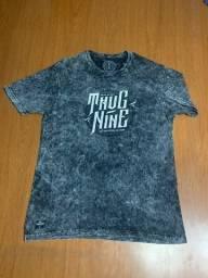 Camiseta Thug nine usada GG