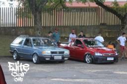Parati 93 GL Turbo Legalizada