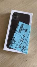 iPhone 11 preto 128 gb