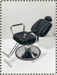Cadeira para salão de beleza cabeleireiro barbeiro