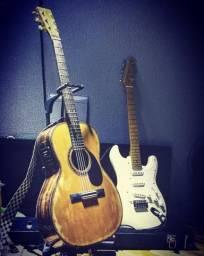 Violao luthier manasses viana