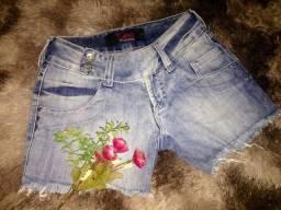 Shorts 34/36 (Lote c/ 6)