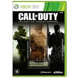 Call of Duty Trilogia do Modern Warefare xbox