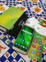 Moto G6 Play completo e com nota fiscal