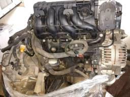 Motor e caixa automatica de zafira 2.0 2012