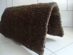 Baixeiro de lã duplo