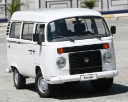 Vw - Volkswagen Kombi - 2013