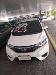 Fit 1.5 Lx automático 14/15 branco - 2015