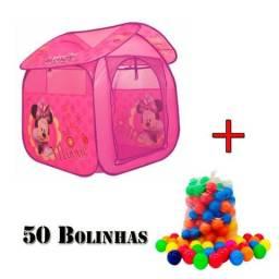 Barraca Casa com 50 bolinhas