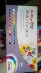 Aquarela water colors pentel