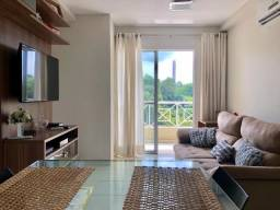 AP0276 - Apartamento 2 quartos ponta Negra - Residencial Turin