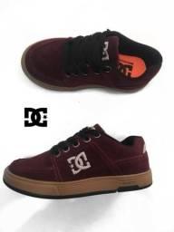 Tênis DC Shoes Skate Infantil Novo