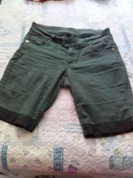 Short verde