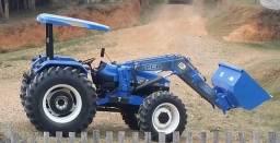 Trator New Holland 75 CV 4x4 2017