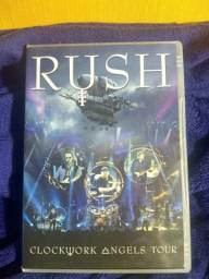 DvD Duplo Rush - Clockwork Angels Tour