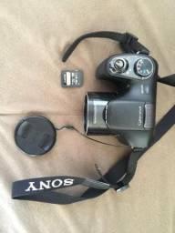 Câmera Digital DSC H200