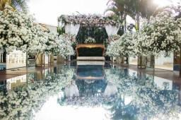 Espaço para casamentos, aniversários e eventos empresariais em BH
