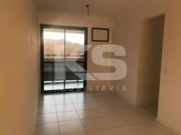 Apartamento para alugar com 2 dormitórios em Campo grande, Rio de janeiro cod:KS0504