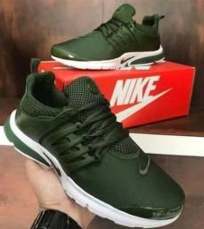 tenis air presto verde