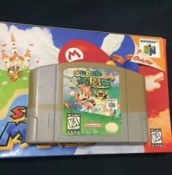 Cartucho Super Mario 64 - N64