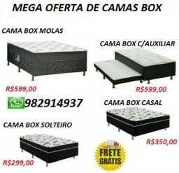 Compre Barato Sem Sair de Casa!!Super Oferta de Lindas Camas Box Novas Com Frete Gratis
