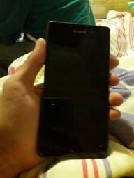 Sony Z2 barbada