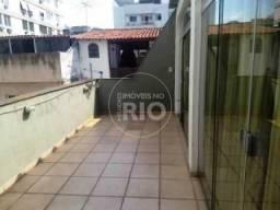 Casa de vila à venda com 4 dormitórios em Vila isabel, Rio de janeiro cod:MIR2494