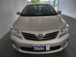 Toyota Corolla GLI 1.8 cambio manual - 2013