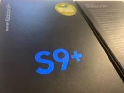 Samsung Galaxy S9+ Plus 128gb, NF, Garantia 1 ano, Zero, Lacrado, Cinza ou Violeta