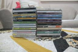 24 CDs por R$150,00