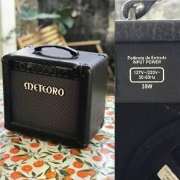 Amplificador Meteoro 30W, 127-220V, 50-60Hz