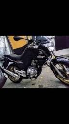 Moto cg fan 160 - 2019