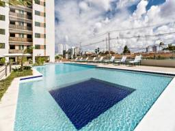 Apartamento com 3 quartos à venda, 92 m² por r$ 500.000 - capim macio - natal/rn