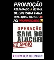 Recuse IMITAÇÕES!! R$1MIL DE ENTRADA SÓ NA SHOWROOM AUTOMÓVEIS É FÁCIL !!