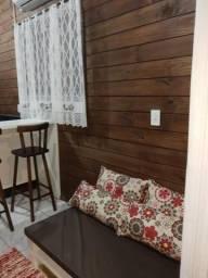 Alugo casa com 2 quartos no Campeche